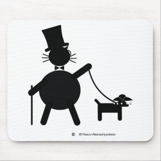 Teabagger el perro mousepad
