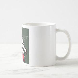 teabagger classic white coffee mug