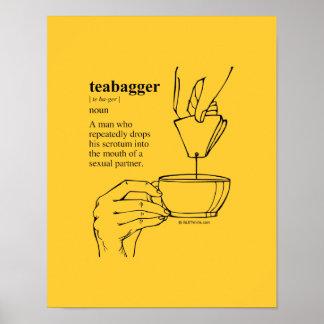 TEABAGGER IMPRESIONES