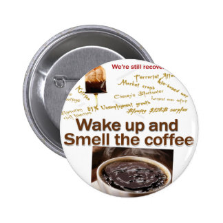 Teabagger Smell the Coffee. Pins
