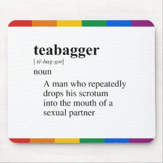 TEABAGGER TAPETE DE RATON