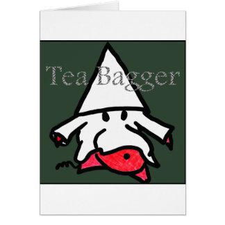 teabagger tarjetas