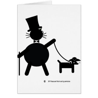 Teabagger the dog card