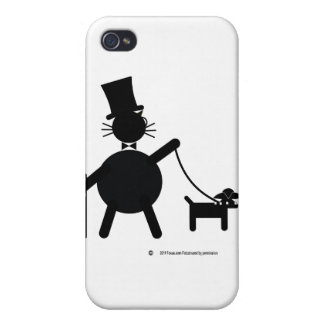 Teabagger the dog iPhone 4 cover