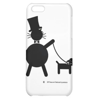 Teabagger the dog iPhone 5C cover