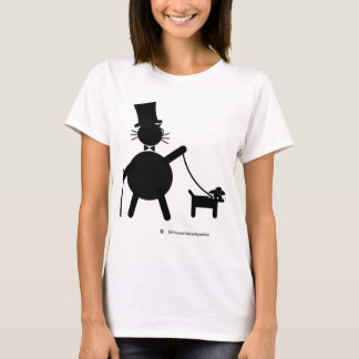 Teabagger the dog T-Shirt