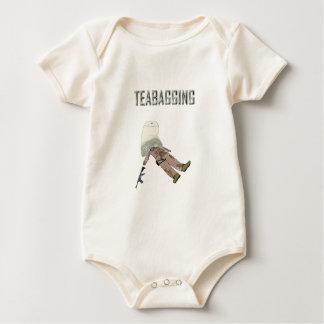 TeaBagging Baby Bodysuit