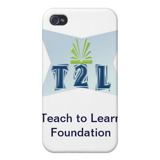 Teach 2 Learn iPhone Case iPhone 4/4S Covers