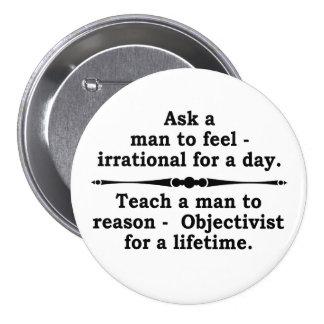 Teach a man... button