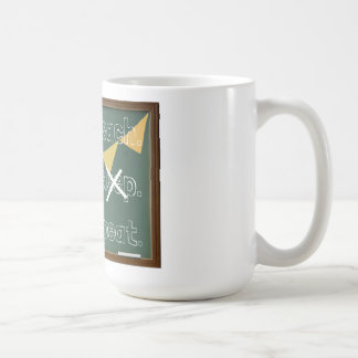 Teach. Coffee. Repeat. Mug