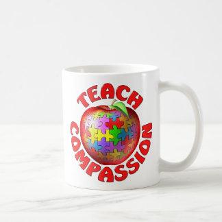 Teach Compassion Coffee Mug