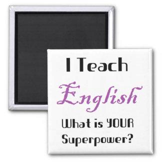 Teach English Magnet