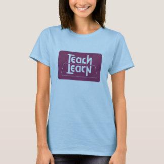 Teach/Learn Optical Illusion T-Shirt