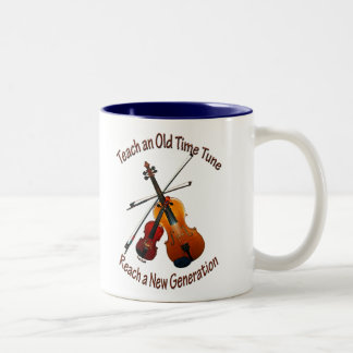 Teach Old Time Mugs