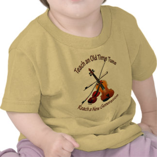 Teach Old Time Tune Infant T Shirt