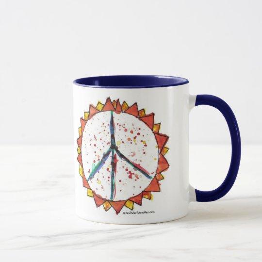 Teach Peace 15oz. Mug