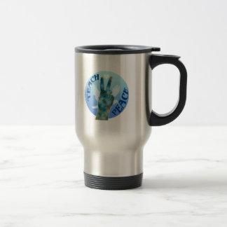 Teach Peace 1 Mug