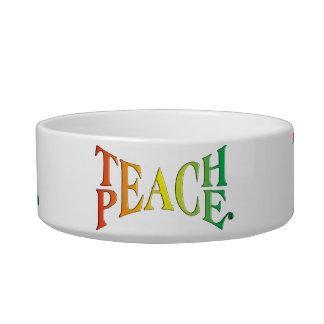 Teach Peace Bowl