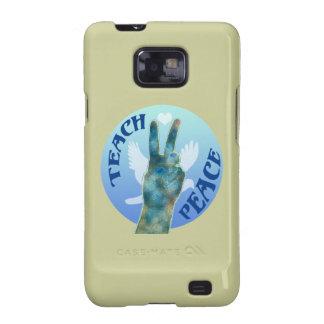 Teach Peace Galaxy S2 Case