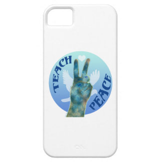 Teach Peace iPhone 5 Case