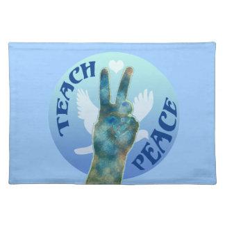 Teach Peace Place Mats