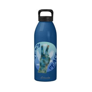 Teach Peace Water Bottle