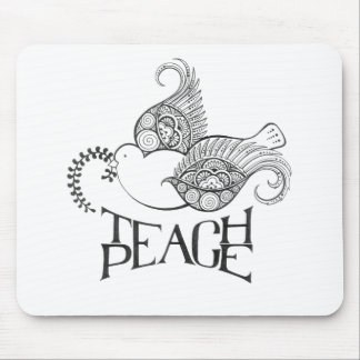 Teach Piece Mouse Pad