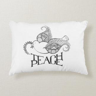 Teach Piece Pillow Original Design
