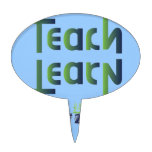 Teach to Learn Product Cake Pick