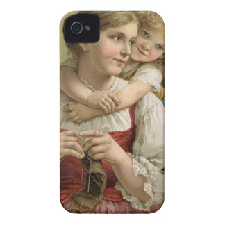 Teach your child iPhone 4 cover