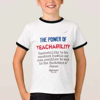 Teachability T-Shirt