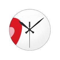teacher2 round clock