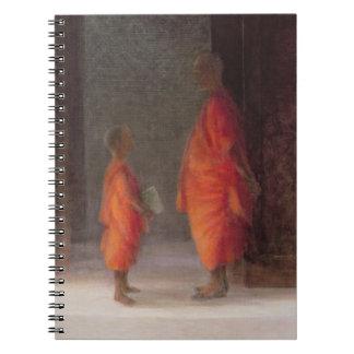 Teacher 2005 spiral notebook