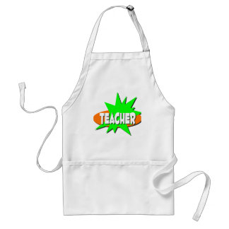Teacher Adult Apron