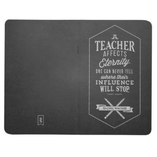 Teacher Affects Eternity Journal