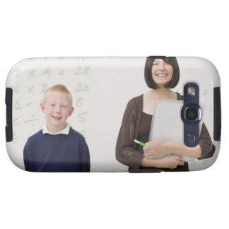 teacher and pupil galaxy SIII cover