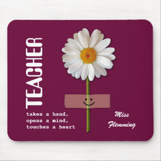 Teacher Appreciation Customizable Gift Mousepads