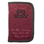 Teacher Appreciation Day Planner Folio