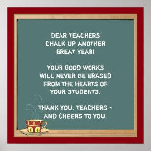thank you poem for teacher spa basket