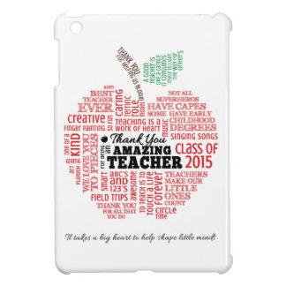 Teacher Appreciation Hard shell iPad Mini Case