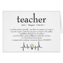 Teacher Appreciation Personalized