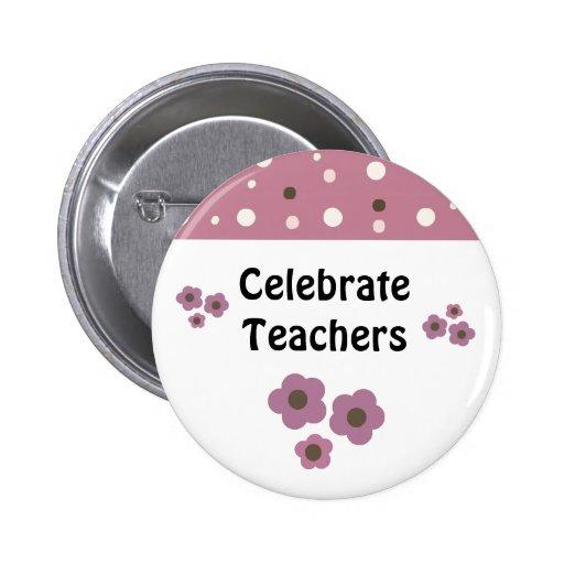 Teacher Appreciation Saying Button