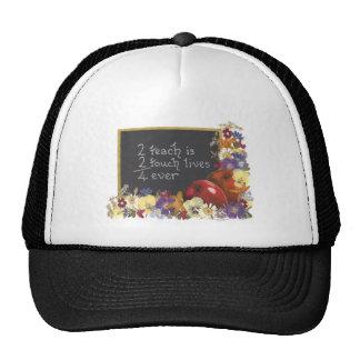 Teacher appreciation trucker hat