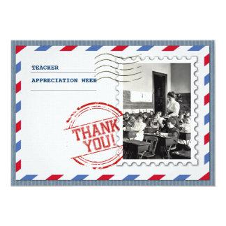 Teacher Appreciation Week. Customizable Cards