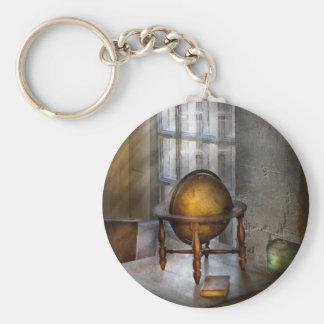 Teacher - Around the world Keychain
