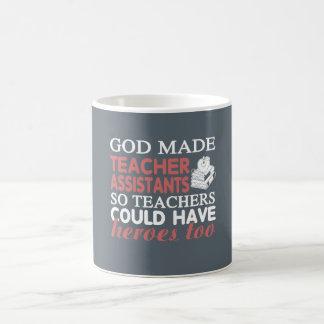 Teacher Assistant - Heroes Coffee Mug