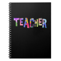 Teacher Autism Teacher Autistic Students Notebook