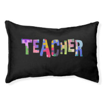 Teacher Autism Teacher Autistic Students Pet Bed