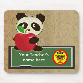 Teacher Award Mouse Pad