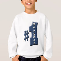 Teacher Award Sweatshirt